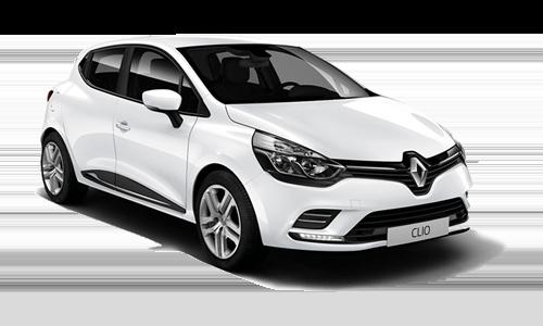 Noleggio lungo termine Renault Clio Van a partire da Euro 238 i.e.
