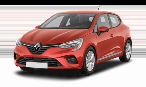 Noleggio lungo termine Renault Clio a partire da Euro 254 i.e.