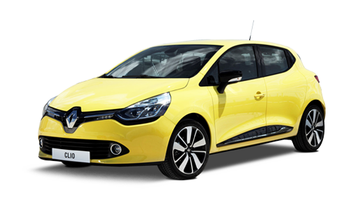 Noleggio lungo termine Renault Clio 4 posti N1 a partire da Euro 214 i.e.