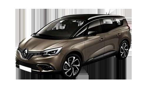 Noleggio lungo termine Renault Grand Scenic a partire da Euro 364 i.e.