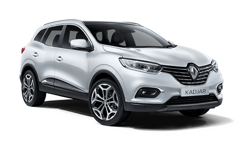 Noleggio lungo termine Renault Kadjar a partire da Euro 299 i.e.