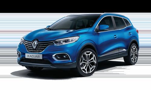 Noleggio lungo termine Renault Kadjar a partire da Euro 370 i.e.