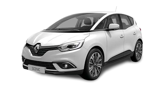 Noleggio lungo termine Renault Scenic a partire da Euro 298 i.e.