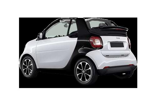 Noleggio lungo termine Smart Fortwo Cabrio a partire da Euro 345 i.e.