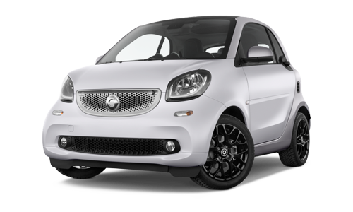 Smart Fortwo 1.0 70cv SuperPassion Twinamic Coupe a Noleggio