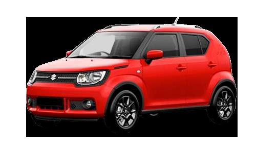 Noleggio lungo termine Suzuki Ignis a partire da Euro 237 i.e.