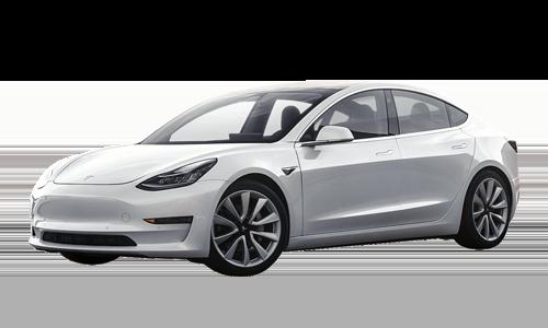 Tesla Model 3 75 KWh Long Range Dual Motor AWD Sedan a Noleggio