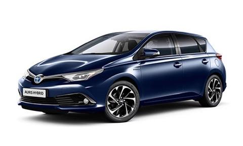 Noleggio lungo termine Toyota AURIS a partire da 219 €