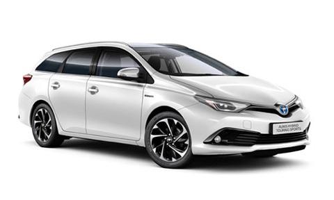 Noleggio lungo termine Toyota Auris a partire da 275 €