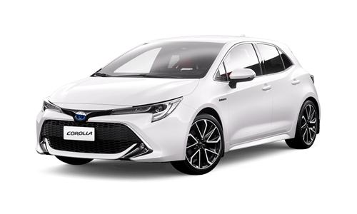 Noleggio lungo termine Toyota Corolla a partire da Euro 259 i.e.