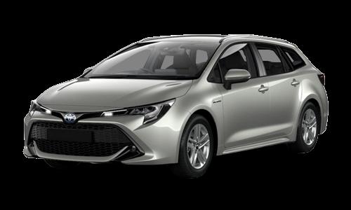 Noleggio lungo termine Toyota Corolla a partire da Euro 352 i.e.