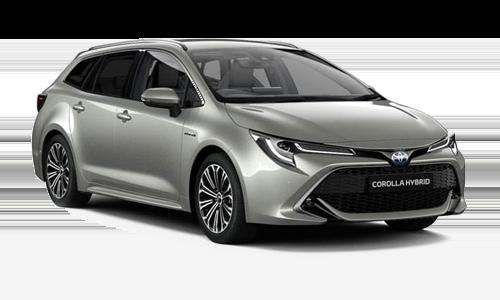 Noleggio lungo termine Toyota Corolla a partire da Euro 338 i.e.