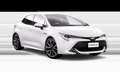 Noleggio lungo termine Toyota Corolla a partire da Euro 328 i.e.