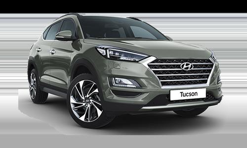 Noleggio lungo termine Hyundai Tucson a partire da Euro 421 i.e.