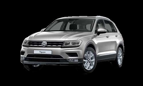 Noleggio lungo termine Volkswagen Tiguan a partire da Euro 399 i.e.