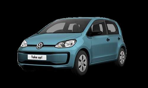 Noleggio lungo termine Volkswagen UP a partire da Euro 197 i.e.