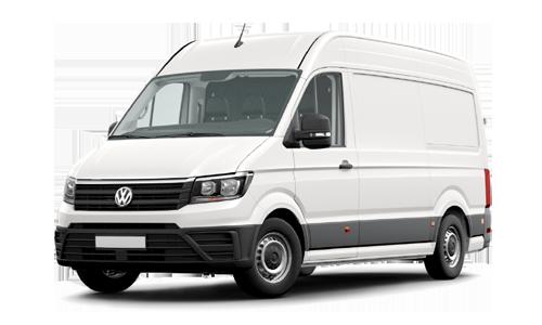 Noleggio lungo termine Volkswagen CRAFTER a partire da Euro 330 i.e.