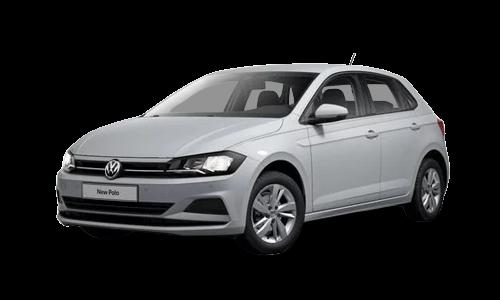 Volkswagen POLO 1.0 TGI Trendline BMT a Noleggio
