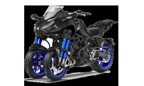 Noleggio lungo termine Yamaha Niken a partire da Euro 326 i.e.