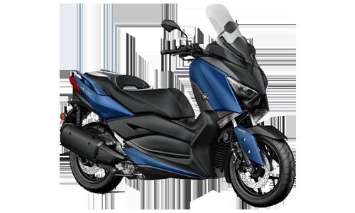 Noleggio lungo termine Yamaha X-max a partire da Euro 134 i.e.